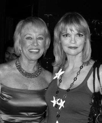 Susan Brainard and rediscovered Model Buddy, Linda Morand