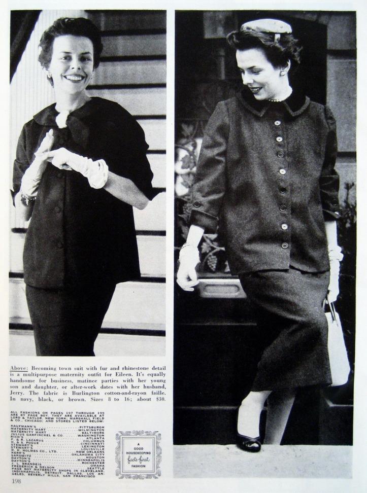 EileenFord_1955_July_GH_198_Maternity