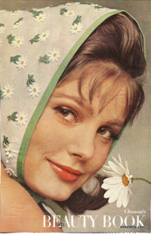 Kecia Nyman 1964 Glamour Beauty Book