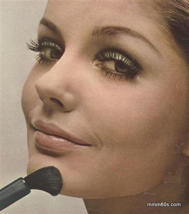 1967 Kecia Nyman Revlon Richard Avedon