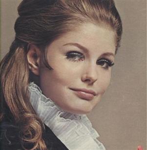 Kecia Nyman 1967 Avedon