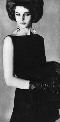 Kecia Nyman Irving Penn 1962