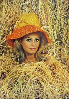 Kecia Nyman Faberge 1965