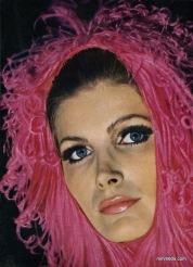 Kecia Nyman 1966 Vogue Britian Norman Parkinson