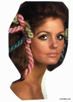 Kecia Nyman French Knitting Magazine 1969