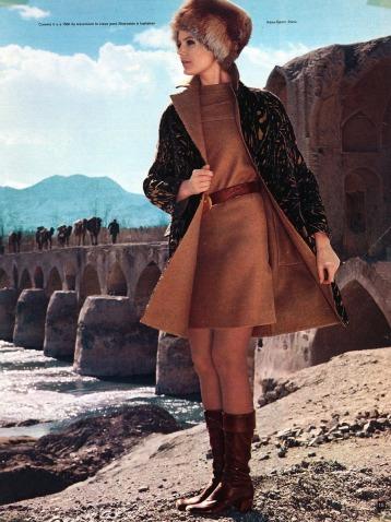 Kecia Nyman 1970 Iran