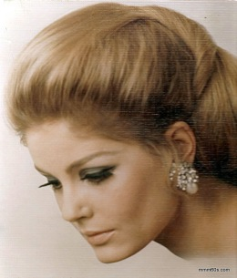 1965 Kecia Nyman Clairol