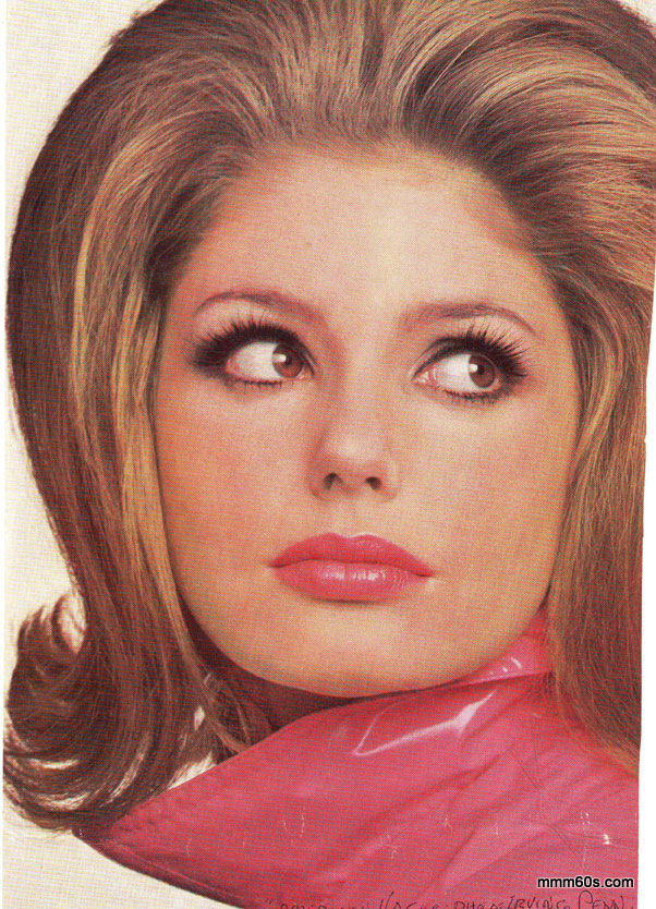 1966 Vogue USA 1965 Irving Penn