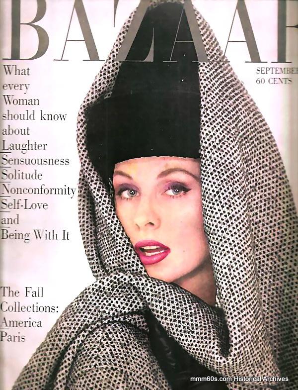 Suzy Parker Covers