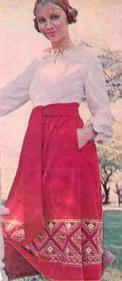 seventeenredskirt1970