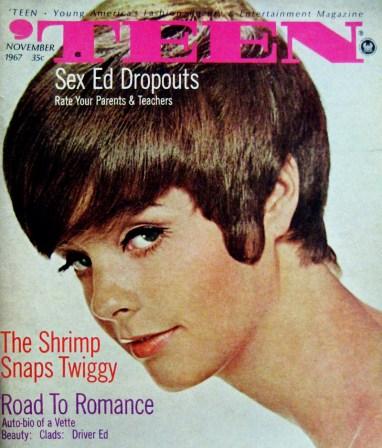 TracyW_1967_Nov_Teen_Cover