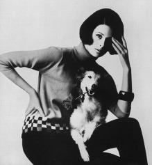 TamaraN_1966_Orlon_HenryClarke_Dog